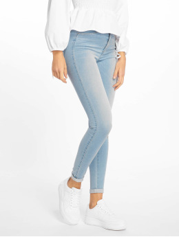 Only Jean skinny onlRoyal Noos High Waist bleu