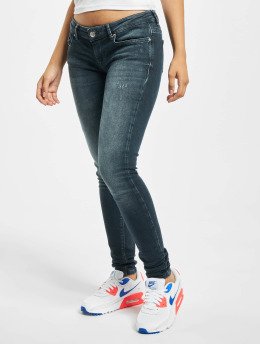 Only Jean skinny onlCoral Life SL BB RES282A  bleu