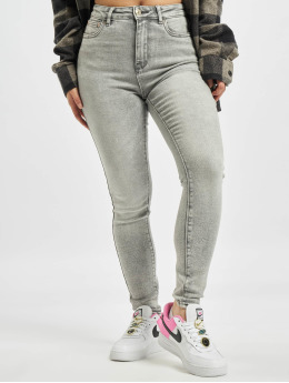 Only Jean skinny onlMila High Waist Ankle BB Bj755 gris