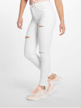 Only Jeans slim fit onlBlush bianco