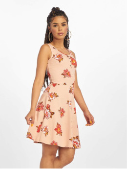 Only jurk onlNiella Button rose