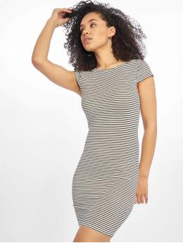 Only jurk onlPablo Capsleeve Jersey wit