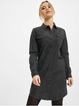 Only jurk onlVic Life Denim zwart