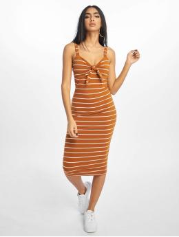 Only Kleid onlLive Love braun