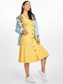 Only Kleid onlNella gelb