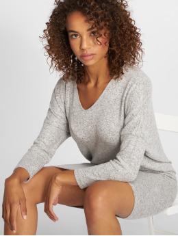 Only Kleid onlMaye 3/4 grau
