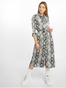 Only Kleid onlSnake grau
