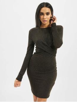 Only Kleid onlQueen Glitter Twist schwarz