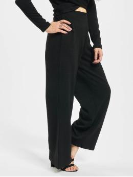 Only Látkové kalhoty onlNew Queen Glitter čern