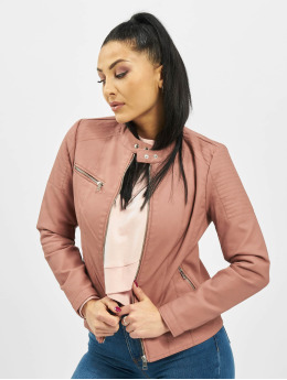 Only Leather Jacket onlMelanie rose