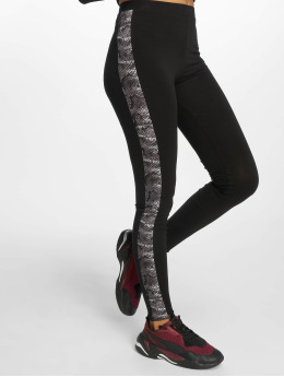 Only Legging onlLive Love Animalpanel noir