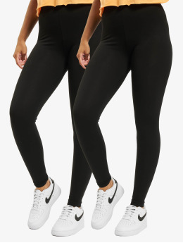 Only Legging onlLive Love Life New 2-Pack Noos noir