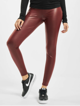 Only Legging/Tregging onlCool Coated Noos rojo