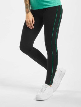 Only Leggings/Treggings onlLive Love Anne Piping czarny