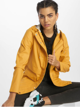Only Lightweight Jacket onlTrain NOOS yellow