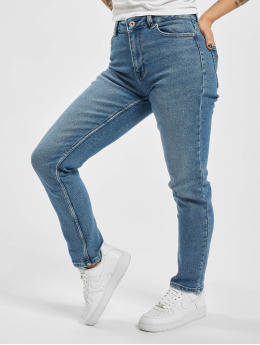 Only Mamma Jeans onlErica Life Mid Noos blå