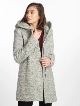 Only Manteau onlSedona Boulce gris
