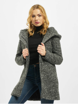 Only Manteau onlSedona Wool NOOS gris