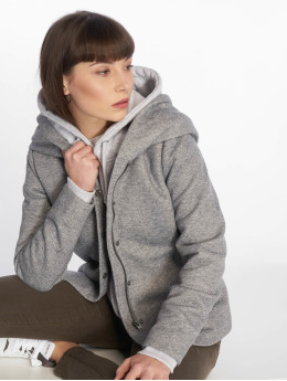 Only Manteau hiver onlSedona gris