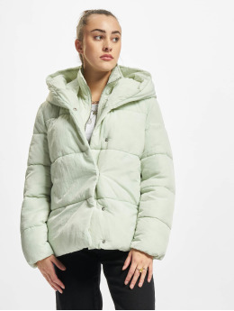 Only Manteau hiver Sydney Sara vert