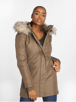 Only Manteau onlKaty olive