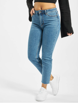 Only Mom Jeans onlEmily  blauw