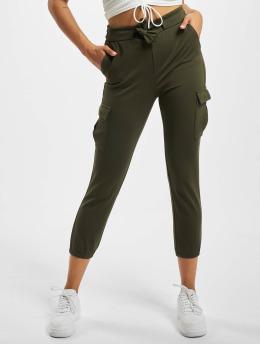 Only Pantalon cargo onlPoptrash Life Noos vert