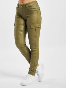 Only Pantalon cargo onlMissouri Reg Ank vert