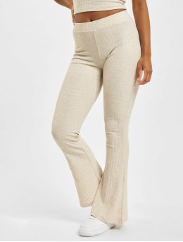 Only Pantalon chino onlNella Flared CS JRS beige