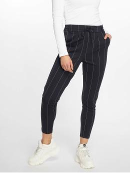 Only | onlPoptrash Tempo Stripe bleu Femme Pantalon chino