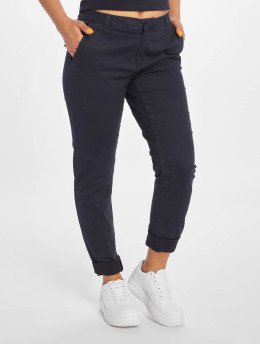 Only Pantalon chino onlMonique  bleu