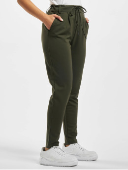 Only Pantalon chino onlPoptrash Easy Colour Noos  vert