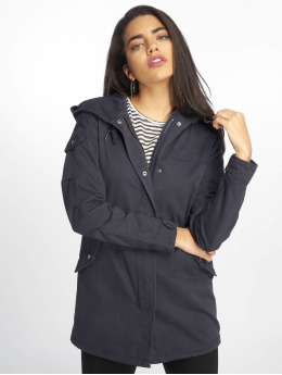 Only Parka onlMay Spring blau