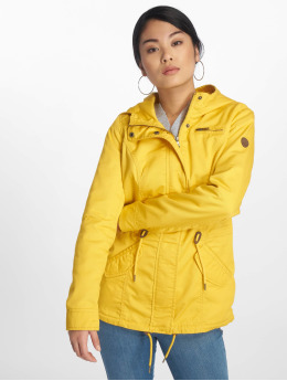 Only Parka onlNew Lorca Spring Canvas geel