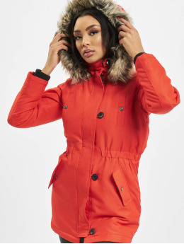 Only Parka onlIris rood