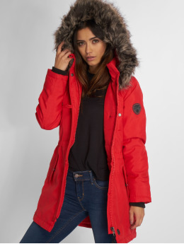 Only Parka onlIris AW rouge