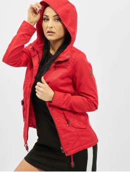Only Parka onlNewlorca  rouge
