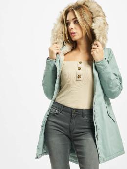 Only Parka onlMay Fur vert