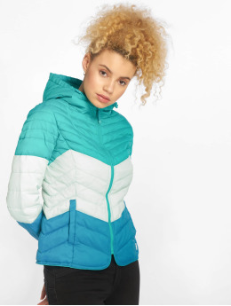 Only Puffer Jacket onlDemi Blocked grün