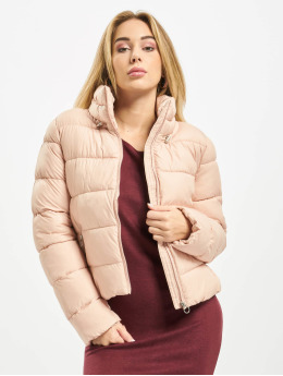 Only Puffer Jacket onlCammie  rosa