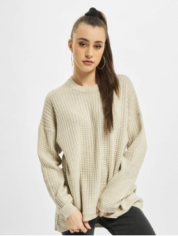 Only Pullover onlKarly Life Knt beige