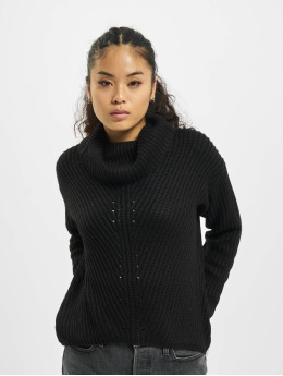 Only Pullover onlCourtney Life Rollneck black