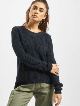 Only Pullover onlShiny Knit blue