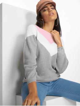 Only Pullover onlTilda grau