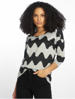 Only Pullover onlElcos Top grau