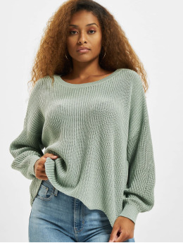 Only Pullover onlHilde Life Knit Noos green