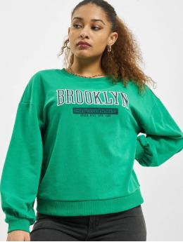 Only Pullover onlEda Life grün