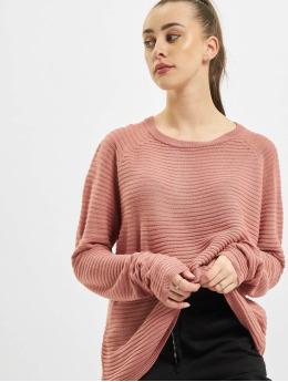 Only Pullover onlJune Oversize rosa