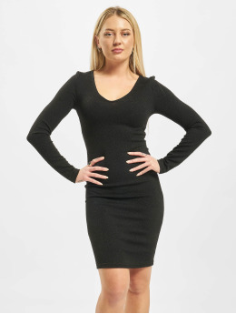 Only Robe onlShine Bodycon  noir