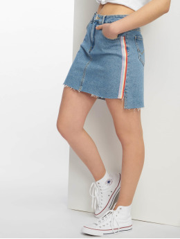 Only Rok onlElifa Mid Ribbon Denim blauw